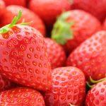 いちごの栄養と効能は?葉酸やビタミンCが多くて美肌効果も!