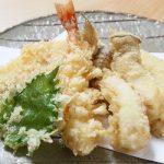 天ぷらの作り方、基本やコツは?衣の小麦粉の割合、サクサクの揚げ方は?