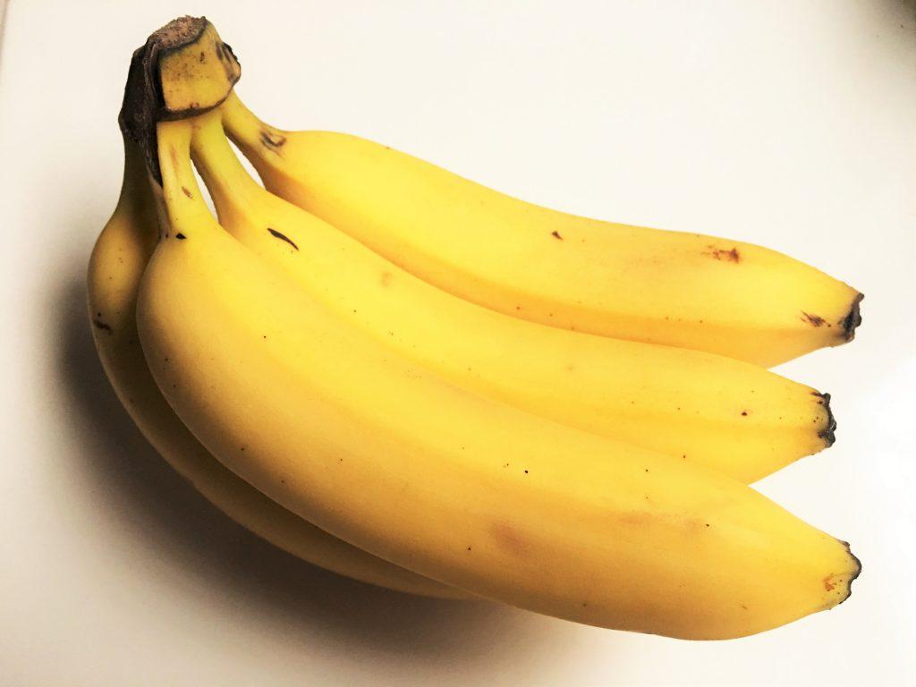 バナナの保存、冷蔵庫や冷凍室でも大丈夫?夏はどうする?