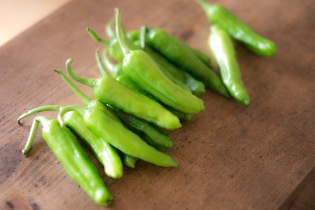 ししとうの栄養や効果は?冷凍保存も可能な万能野菜!