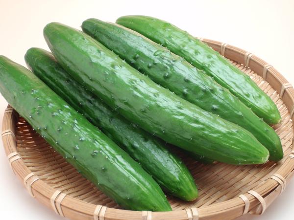 きゅうりの栄養と効果効能は? 夏バテやむくみ、いらいら解消に効果的!?